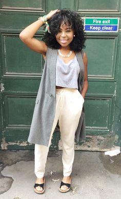 blackfashion:   Mercedes Benson 22 London Instagram: @mercedesfbenson www.mercedesfbenson.com   Black Girls Killing ItShop BGKI NOW                                                                                                                                                                                 More