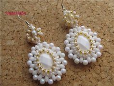 Earrings | biser.info - all about beads and beaded works