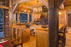 my mountain home kitchen