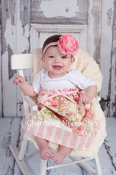 Southern Belle Infant Dress by Charming Necessities