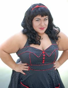 Plus size fashion on Pinterest