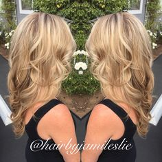 Hair by Jami Leslie. Tiger Tail Salon- Carlsbad CA