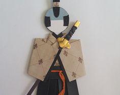 Origami Washi ningyo Japanese traditional by Kitspaperworld