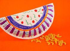 Brazil: Paper Plate Maracas – Crafts | Crafts for Kids