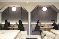 GoWork coworking and office space by Metaphor Interior Architecture, Jakarta – Indonesia » Retail Design Blog