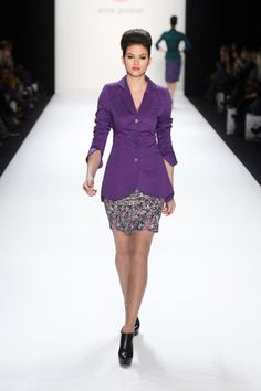 Anja Gockel Fall 2013 Ready-to-Wear Collection Slideshow on Style.com