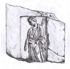 An Attic votive relief (fifth century BC) depicts a priestess of Hera carrying a key in her arms. Sometimes keys are depicted in the hands of priestesses of other goddesses (such as Artemis).The housewives of ancient Greece offered this kind of votive key to enlist the help of the goddess Hera in the task of protecting their homes.