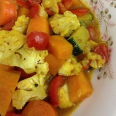 Curried Vegetables - Allrecipes.com