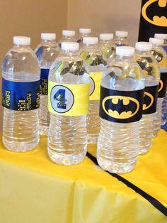 Batman Theme Birthday Party Birthday Party Ideas | Photo 9 of 15 | Catch My Party
