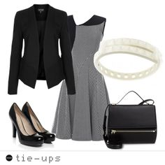 A perfect outfit to attend a cultural event. www.tie-ups.it/en/a-perfect-outfit-to-attend-a-cultural-event/