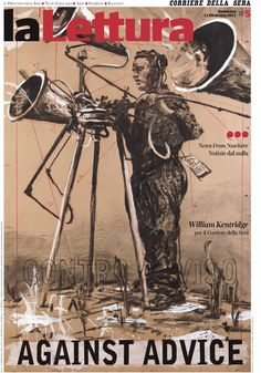 William Kentridge Magazin Covers, Jewish Museum, South African Artists, Modern Artists, Art Nouveau, Art Deco, Advertising Poster, Animation Film, Stop Motion