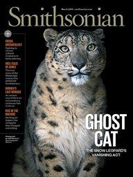 Smithsonian Magazine, March 2016