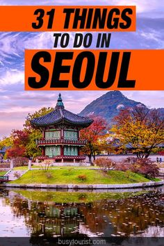 Travelling to Seoul? The number of fun things you can do in Seoul can be overwhelming. This guide should help you to plan the perfect Seoul itinerary. China Travel, Japan Travel, Paris Travel, Cool Places To Visit, Places To Travel, Travel Destinations, Seoul Travel Guide, Seoul Itinerary, South Korea Travel