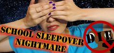 School Sleepover Nightmare! I Storytime