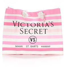 Victoria's Secret Tote ($45) ❤ liked on Polyvore featuring bags, handbags, tote bags, light pink, light pink purse, man bag, pink handbags, hand bags and pink tote