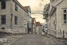 Photograph Old Bergen... by Almqvist Photo on 500px Old town of Bergen, Norway. fine art photography