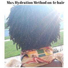 max hydration method 1