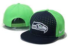5d0681fe2 Seattle Seahawks Breathable Snapback Hats Green Navy Mesh Seattle Seahawks  Hat