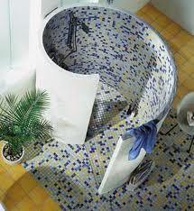 a snail shower