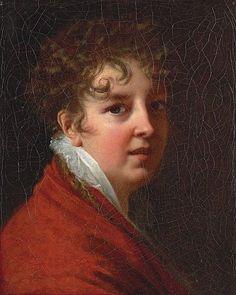 Élisabeth Louise Vigée Le Brun (French, Paris 1755–1842 Paris). Self-Portrait, ca. 1808-9. The Metropolitan Museum of Art, New York. Private Collection.