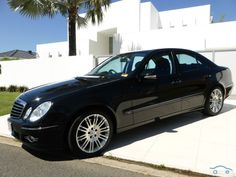 2006 Mercedes-Benz E280 W211 Avantgarde MY07 Sports Automatic