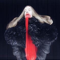 Sylwana Zybura is Madame Peripetie, surrealist photographer