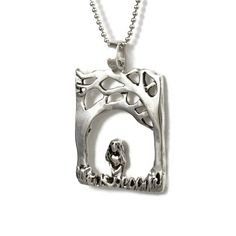 Meditation Jewelry Gift For Women Silver Inspiration Jewelry