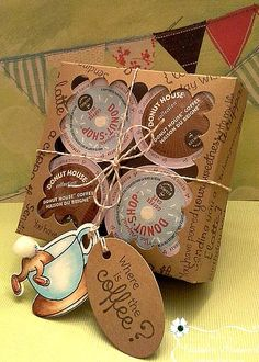 Coffee Lovers Treat! - Sprinkles - Coffee and Tea - Your Next Stamp