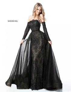 858a578d3a3 Prom and Homecoming Dresses Sherri Hill 51384 Sherri Hill One Enchanted  Evening - Designer Bridal