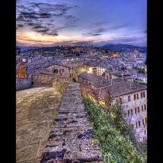 Porta Sole in Perugia