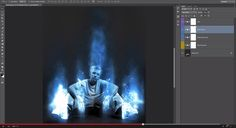 Please watch the video tutorial above for a demonstration on how to use the action.   File updated: 20 November 2014   Elemental Photoshop Action This action will create an advanced effect wit...
