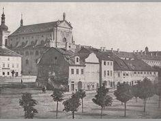 History Photos, Street Photo, Old Pictures, Prague, Czech Republic, Taj Mahal, Urban, World, Building