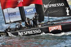 America's cup World Series 2013, Naples Italy