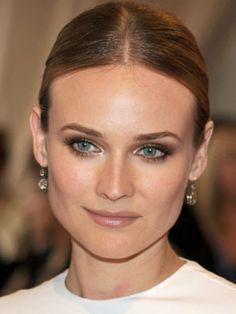 Diane Kruger beautiful make up