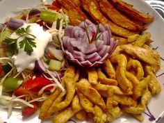 Házi Toffifee – Te is könnyedén elkészítheted, mindenki odalesz érte! Hungarian Recipes, Spaghetti, Chicken, Breakfast, Ethnic Recipes, Food, Cukor, Drinks, Pizza