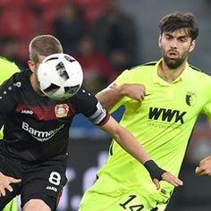 Bundesliga - Bayer Leverkusen against FC Augsburg