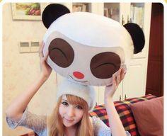 "CUTE Panda Teemo  Plush 18"" LOL League of Legends  Plush toy, IN STOCK SAME DAY SHIPPING $15.99"