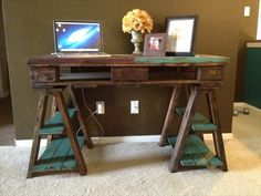 Pallet Furniture : Photo