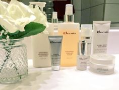 My @Elemis skincare routine is doing absolute wonders for my skin. Definitely worth investing in #bbloggers