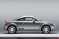 Audi TT Coupé quattro Advance Sport....#FreeFriday
