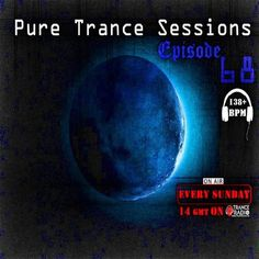 """Check out """"Pure Trance Sessions [Episode 68]"""" by A-Bdëssamad TranCy on Mixcloud"""