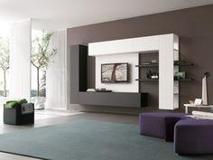 Фото 6 - Гостиная в стиле хай-тек с итальянской мебелью от Tomasella