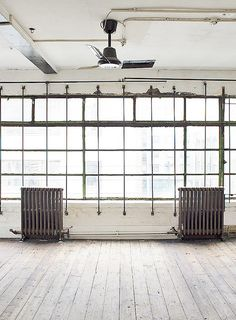 Whitewashed Warehouse | gallery.oxcroft.com