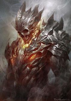 The Skull by kamiyamark on deviantART