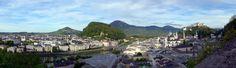 #panorama #Salzburg #citybreak #museum #UNESCO #culture #view #scenery