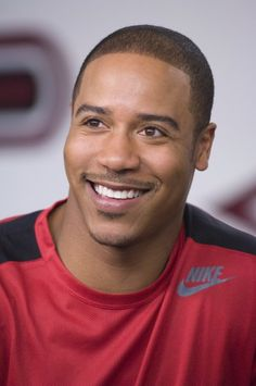 Brian White: The eyes and the smile together are a reward
