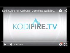 Kodi Fire Install On A Fire TV/Fire TV Stick - YouTube