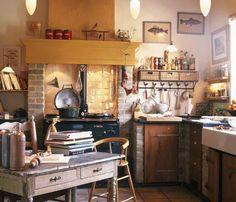 El campo en tu cocina | Decorar tu casa es facilisimo.com