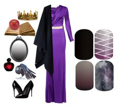 """""""Guess the Disney Character - Jamberry Nails"""" by kspantongroup on Polyvore featuring Dsquared2, Halston Heritage, Acne Studios, Nearly Natural, Seletti, Dolce&Gabbana and Christian Dior"""