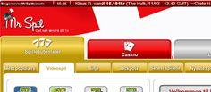 I går var Klaus heldig og udløste vores vores Marvel Hero Jackpot på spilleautomaten The Hulk. Det gav en gevinst på godt 15.000 kr.    Du kan også blive den heldige vinder hos MrSpil.dk - Prøv vores online spilleautomater her: http://www.mrspil.dk/spilleautomater    Du får også 2.000 kr. i bonus på første indbetaling